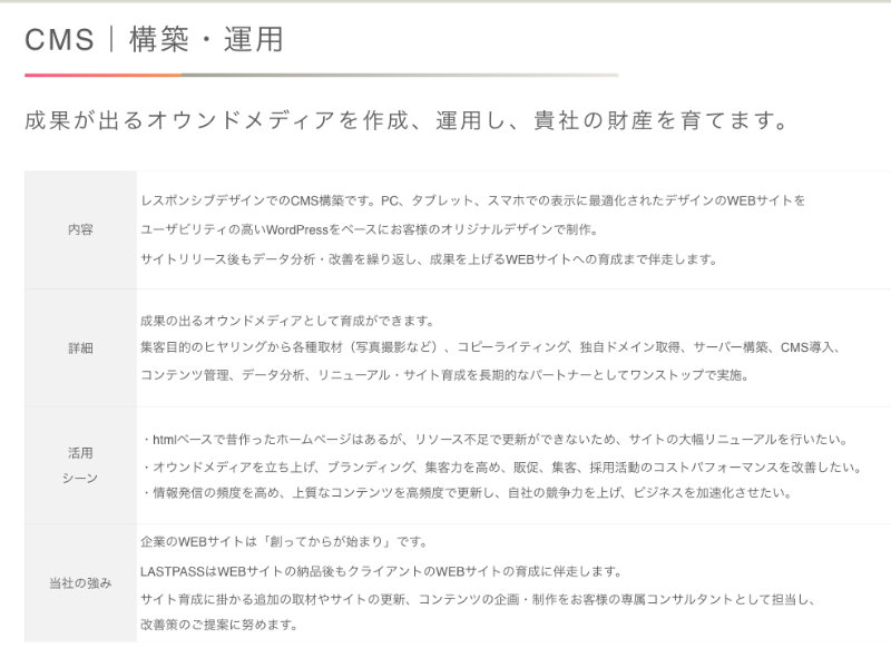 ラストパス_料金8